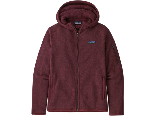 Patagonia Better Sweater Felpa Donna, chicory red